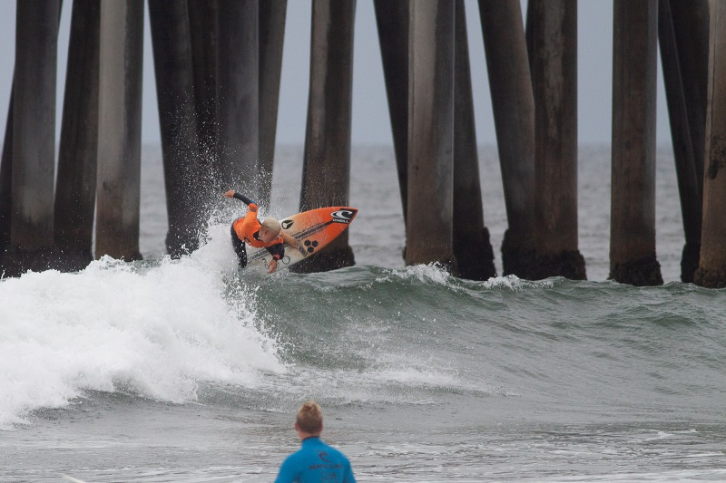The Rip Curl GromSearch 2019 Kicks Off at Huntington Beach
