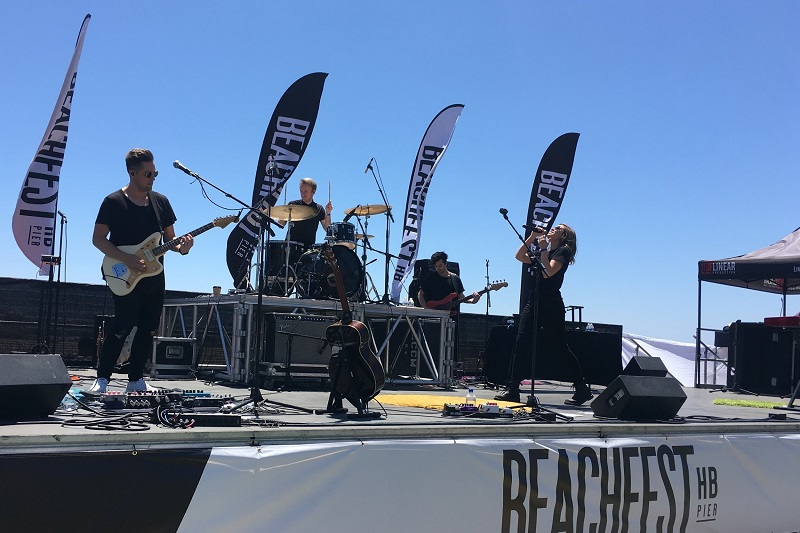 Beachside Summerfest Draws Huntinton Beach Community Together Through Christianity